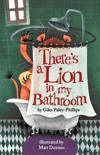 9780956503527: There's a Lion in My Bathroom: Non-Sense Poetry for Children