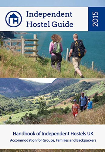 Independent Hostel Guide 2015 - Handbook of: Alice Lockett