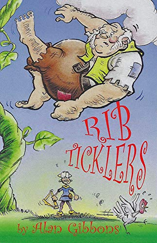 Rib Ticklers (9780956523969) by Alan Gibbons