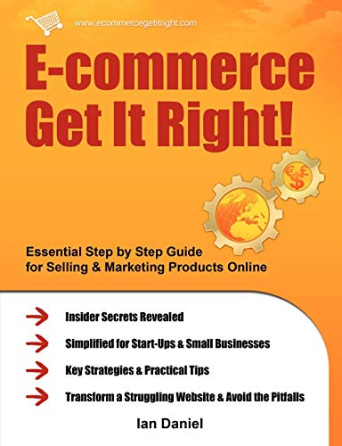 9780956526212: E-commerce Get It Right!