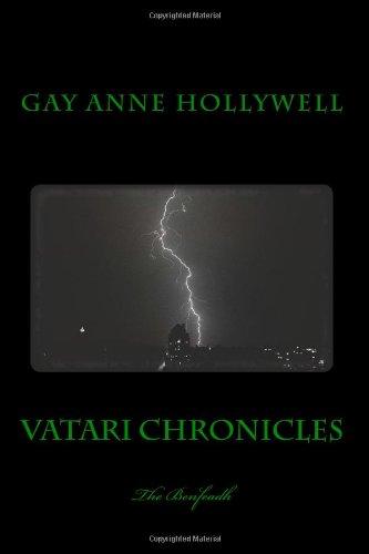 9780956531636: Vatari Chronicles: The Benfeadh