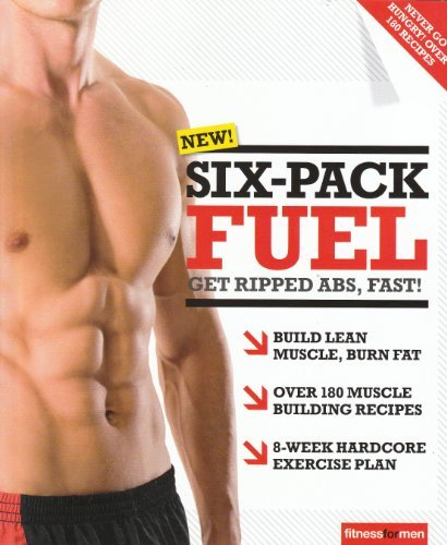 9780956532664: SIX-PACK FUEL: GET RIPPED ABS FAST!