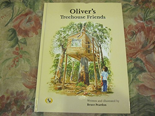 9780956538420: Oliver's Treehouse Friends
