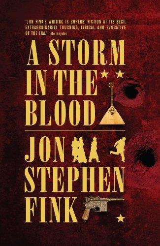A Storm in the Blood: Fink, Jon Stephen