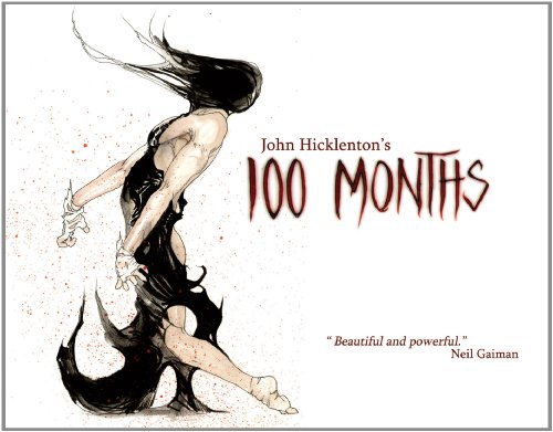 9780956544520: 100 Months: A Graphic Novel