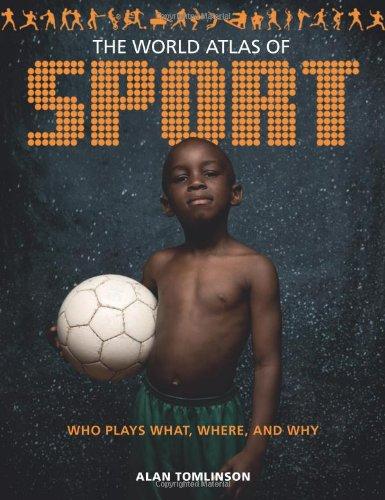9780956559920: The World Atlas of Sport