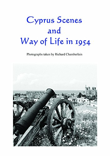 9780956561909: Cyprus Scenes and Way of Life in 1954