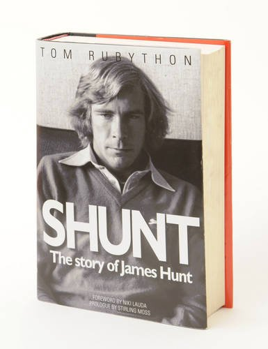 9780956565600: Shunt: The Story of James Hunt