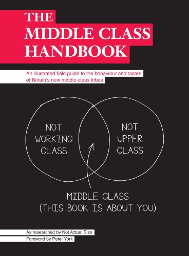9780956571205: The Middle Class Handbook: An illustrated field guide to the behaviour and tastes of Britain's new middle-class tribes
