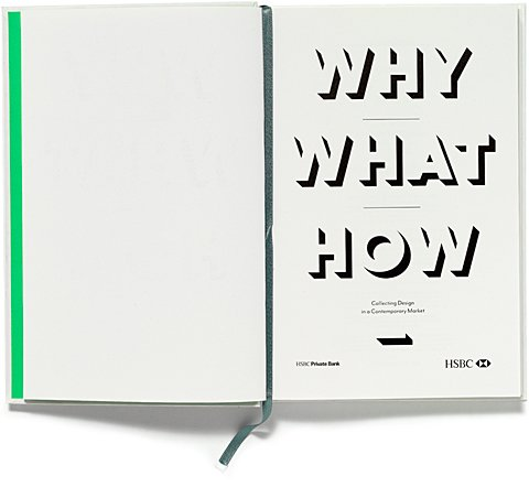 9780956576606: Why What How: Collecting Design in a Contemporary Market