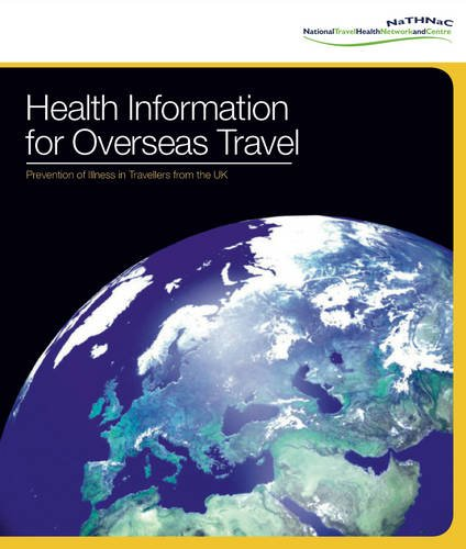 9780956579201: Health Information for Overseas Travel 2010: Prevention of Illness in Travellers from the UK