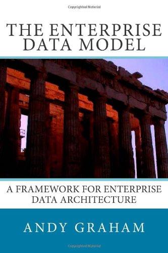 9780956582904: The Enterprise Data Model: A framework for enterprise data architecture
