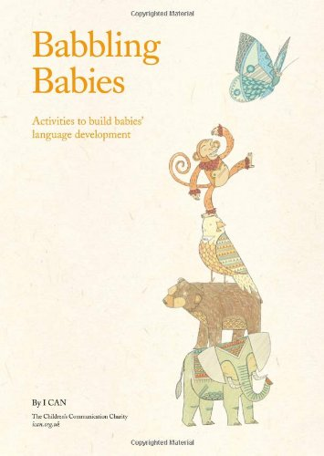 9780956585585: Babbling Babies: Activities to Build Babies' Language Development