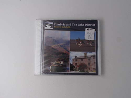 9780956586407: Discovery Audio Guide to Cumbria and the Lake District