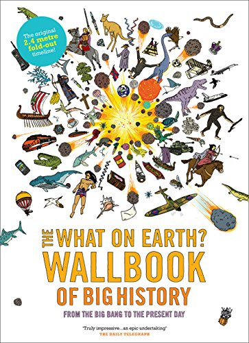 9780956593603: The What on Earth? Wallbook of Big History