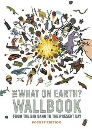 9780956593610: The What on Earth? Wallbook: From the Big Bang to the Present Day