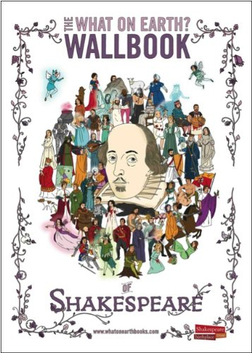 9780956593672: The What on Earth? Wallbook of Shakespeare