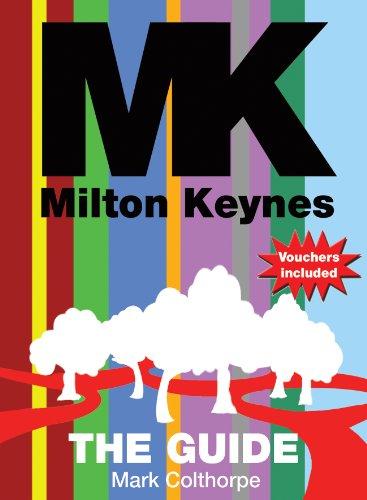 9780956597502: MK Milton Keynes, The Guide: 1