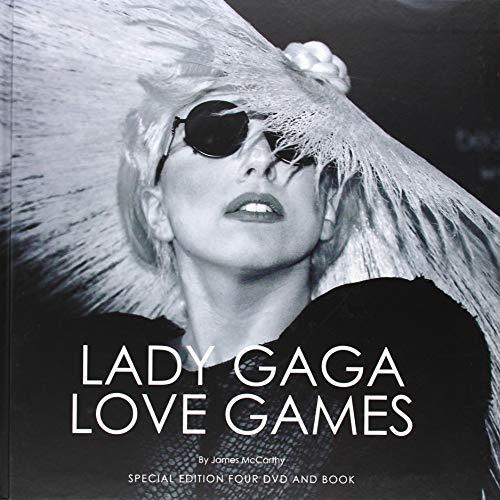 9780956603814: Lady Gaga - Love Games (4 DVD Deluxe Edition im Buchformat) [Special Edition] [Reino Unido]