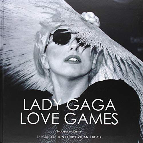 9780956603814: Lady Gaga - Love Games (4 Dvd+Libro)