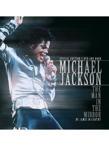 9780956603838: Michael Jackson - The Man In The Mirror (4 Dvd+Libro)