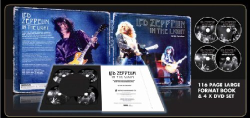 9780956603883: Led Zeppelin - In The Light (4 Dvd+Libro)