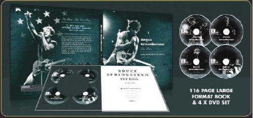 9780956603999: Bruce Springsteen - The Boss (4 Dvd+Book) [Edizione: Regno Unito]