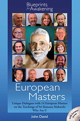 9780956607003: European Masters: Blueprints For Awakening (includes 10 minute DVD)