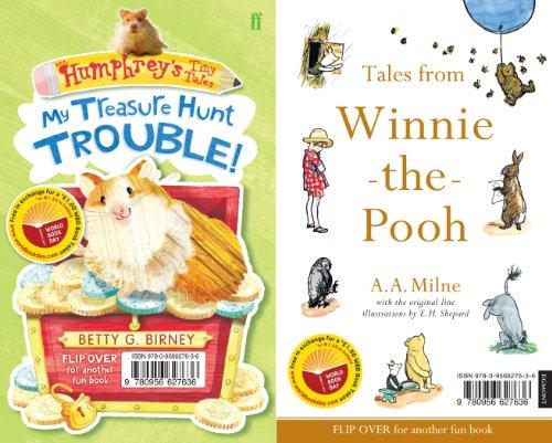 9780956627636: Tales from Winnie-the-Pooh/ Humphrey's Tiny Tales: My Treasure Hunt Trouble