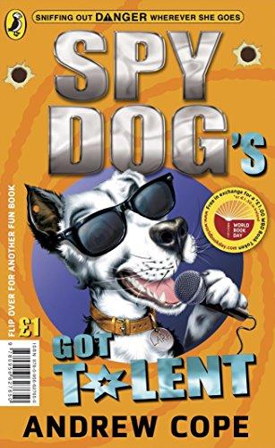 9780956627650: Spy Dog's Got Talent/The Great Pet-Shop Panic: World Book Day