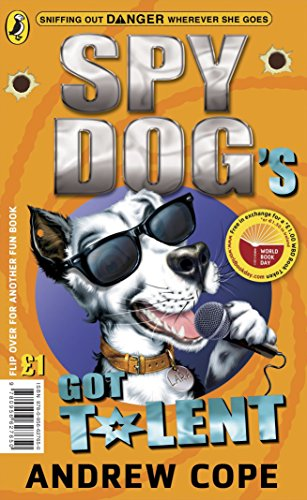 Spy Dog s Got Talent/The Great Pet-Shop: Andrew Cope