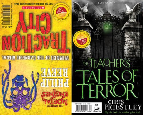 9780956627681: The Teacher's Tales of Terror