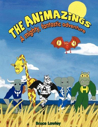 The Animazings: Bruce James Lawley