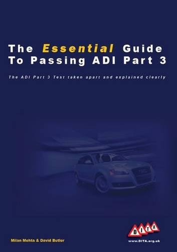 9780956648204: The Essential Guide to Passing ADI Part 3
