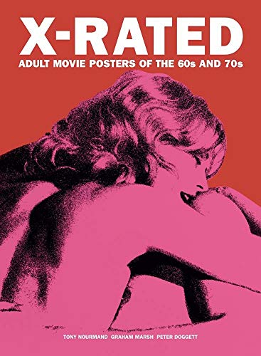 9780956648792: X-rated: Adult Movie Posters of the 60s and 70s