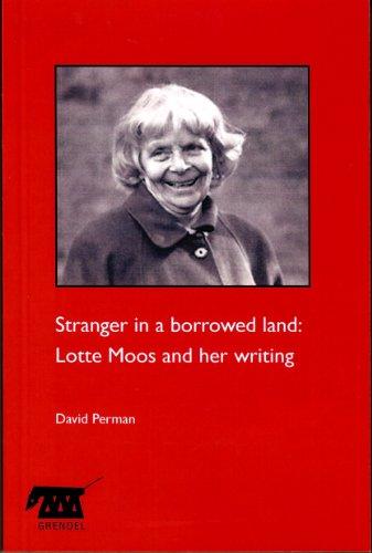 Stranger in a Borrowed Land : Lotte: Perman, David