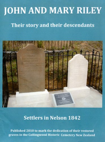 9780956662002: John and Mary Riley: Their story and their descendants