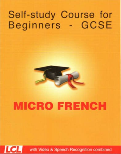 9780956665515: Micro French: French Course for the PC Using Speech Recognition and Video