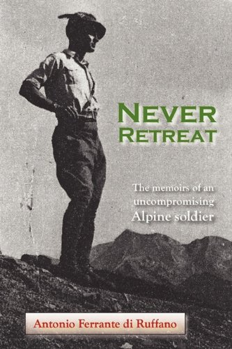 9780956677501: Never Retreat
