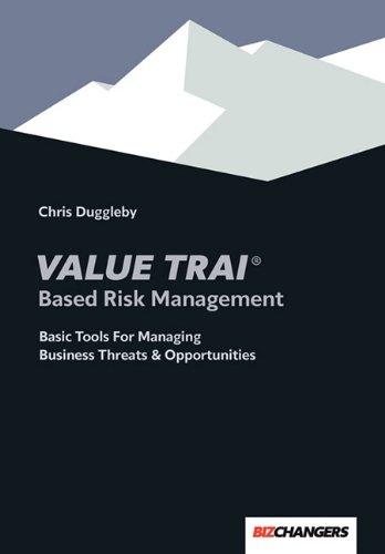 Value TRAI Based Risk Management: Christopher Leslie Duggleby