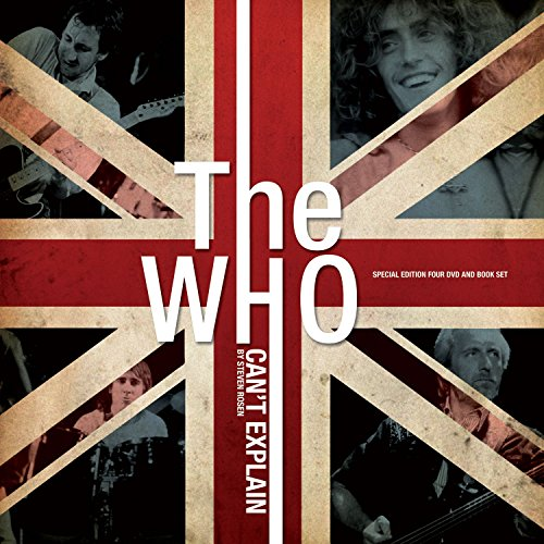 9780956696052: The Who - Can't Explain (4 Dvd+Libro) [Edizione: Regno Unito]
