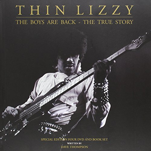 9780956696069: Thin Lizzy - The Boys Are Back - The True Story (4 Dvd+Book) [Edizione: Regno Unito]