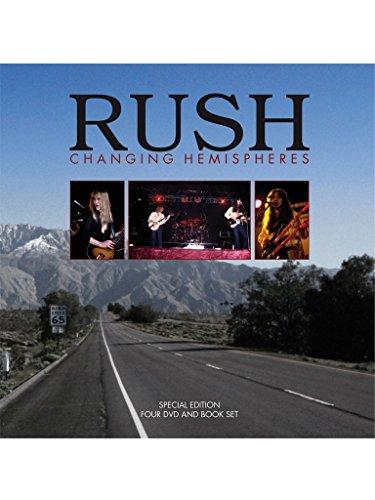 9780956696076: Rush: Changing Hemispheres