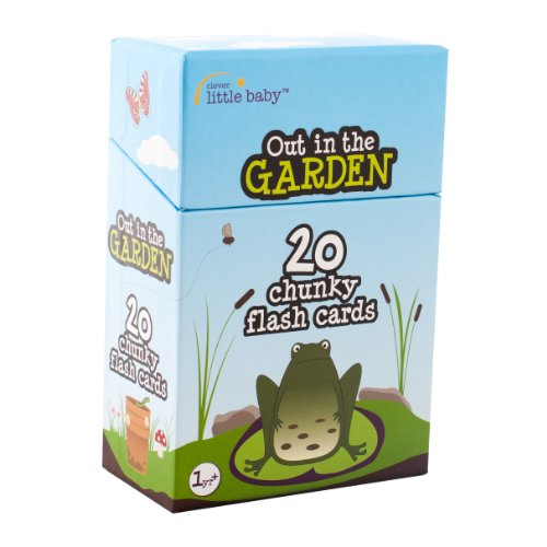 9780956699930: Flash Cards: Set 4: Out in the Garden
