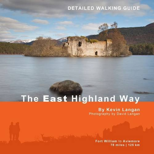 9780956705402: The East Highland Way: Detailed Walking Guide