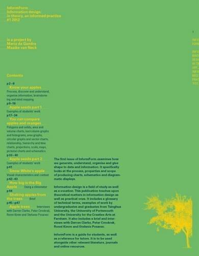 9780956706911: InformForm: Information Design: in Theory, an Informed Practice