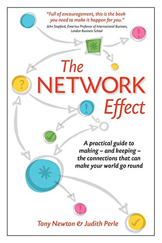 The Network Effect 9780956709806 Whether you're an entrepreneur, a consultant, a jobseeker, in sales or business development, or simply want to move your career in the right direction, this book walks you through everything you need to know about connecting with other people. We can say that with certainty because it's been written as an extension of the interactive workshops that we've run for business schools, companies and other organisations since 2001. What 'The Network Effect' offers is sound, proven and above all practical advice underpinned by an explanation of the relevant concepts. If you understand 'why' something works as well as 'how', you have a far better chance of making it work for you. And that, in the final analysis, is our aim - to turn each and every reader into a better networker.