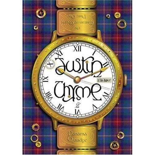 9780956712288: Justin Thyme (Tartan of Thyme)