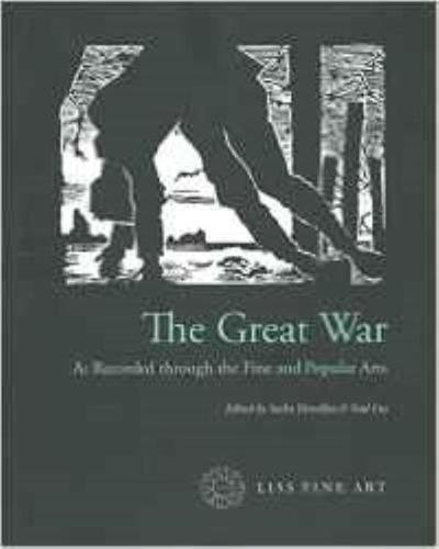 The Great War: Llewellyn, Sacha;liss, Paul