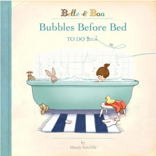 9780956714404: Belle and Boo Bubbles Before Bed: To Do Book